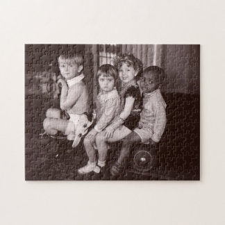 Shirley Temple and Gang.jpeg Jigsaw Puzzles
