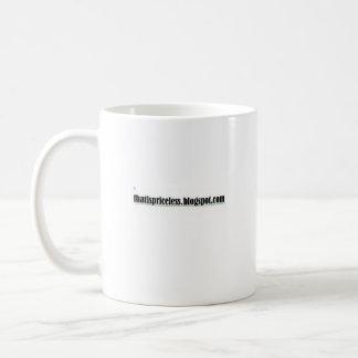 Shirley Temple, Real Estate Agent Coffee Mug