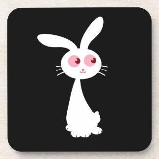 Shiro Bunny I Drink Coaster