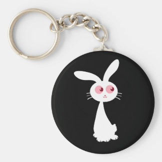 Shiro Bunny I Key Chains