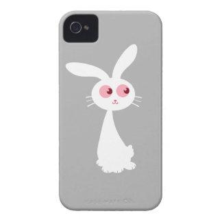 Shiro Bunny II Case-Mate iPhone 4 Case