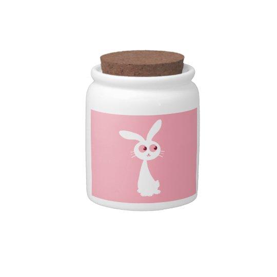 Shiro Bunny III Candy Dishes