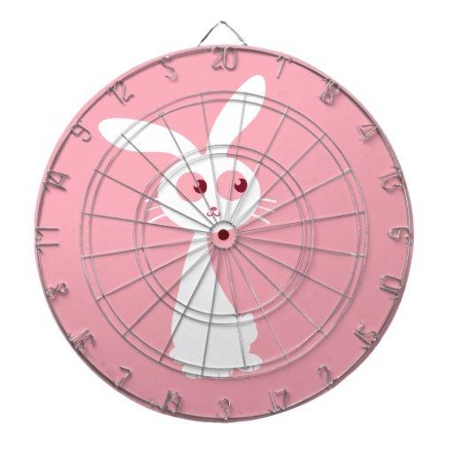 Shiro Bunny III Dart Board
