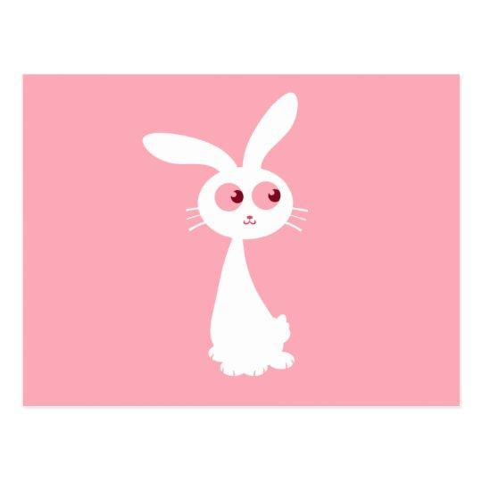Shiro Bunny III Postcard