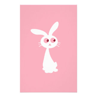 Shiro Bunny III Stationery