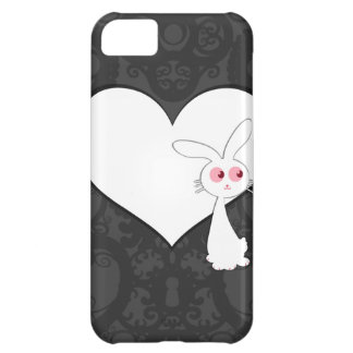 Shiro Bunny Love I Case For iPhone 5C