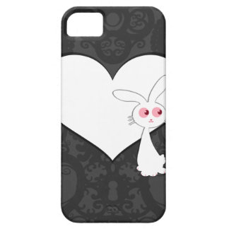 Shiro Bunny Love I iPhone SE/5/5s Case