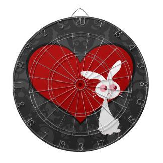 Shiro Bunny Love II Dartboard