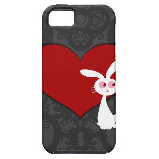 Shiro Bunny Love II iPhone SE/5/5s Case