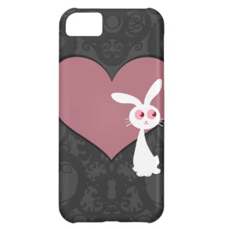 Shiro Bunny Love III iPhone 5C Cover