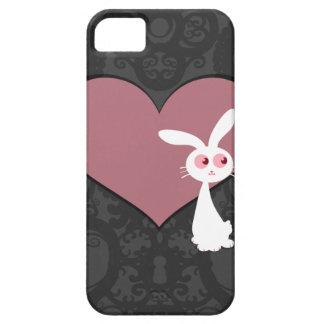 Shiro Bunny Love III iPhone SE/5/5s Case