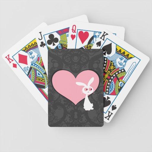 Shiro Bunny Love IV Card Deck