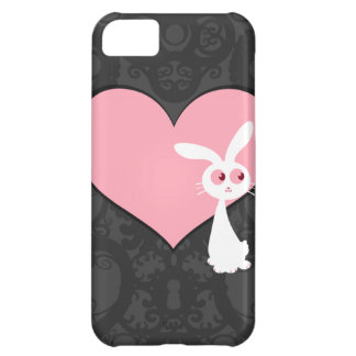 Shiro Bunny Love IV Case For iPhone 5C