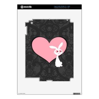 Shiro Bunny Love IV iPad 2 Decals