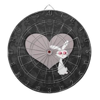 Shiro Bunny Love V Dartboard