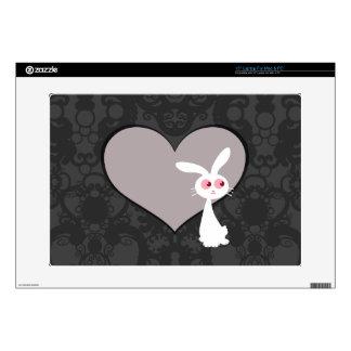 Shiro Bunny Love V Laptop Skin