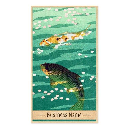 Shiro kasamatsu karp koi fish pond japanese art business for Fish pond business