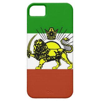 shiro khorshid - Iran flag iPhone SE/5/5s Case