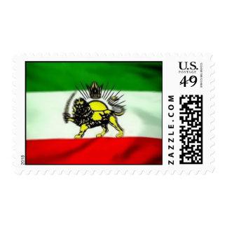 Shiro Khorshid Stamp