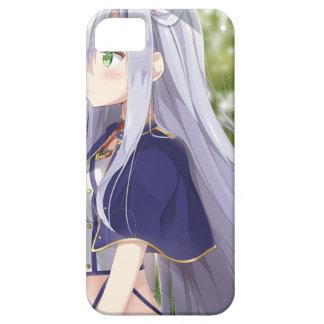 Shiro Neko aka White Cat iPhone SE/5/5s Case