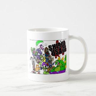 Shiroi Usagi Classic White Coffee Mug