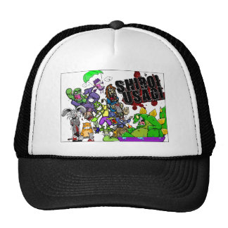 Shiroi Usagi Trucker Hat