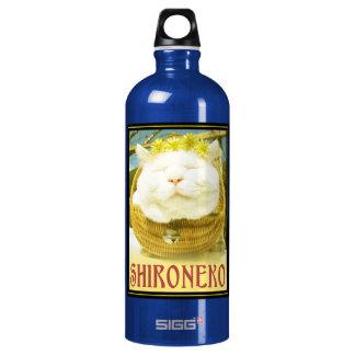Shironeko o gato de la cesta