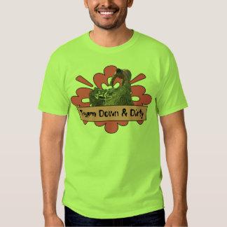 shirt4, equipo abajo y sucio playera