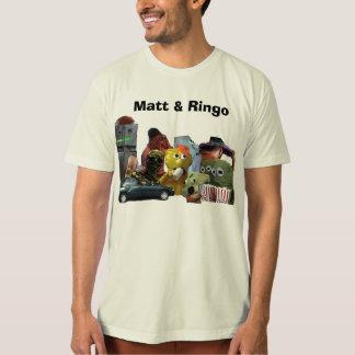 shirt4, Matt y Ringo Poleras