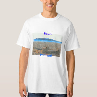 Shirt about Baleal, Portugal