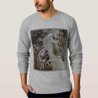 Shirt: Alphonse (Alfons) Mucha illustration T-Shirt