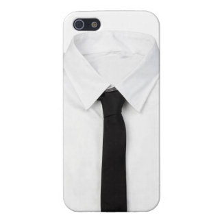 Shirt and tie case for iPhone 5