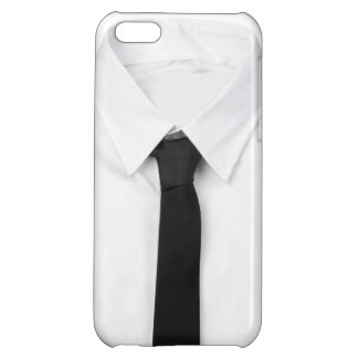 Shirt and tie case for iPhone 5C