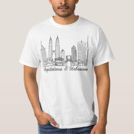 Shirt Architecture and Urbanism