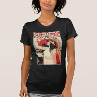 Shirt: Art Nouveau - Bitter Oriental T Shirt