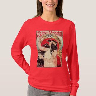 Shirt: Art Nouveau - Bitter Oriental T-Shirt