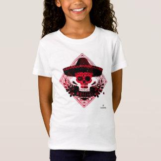 Shirt Baby Look Day of Los Muertos