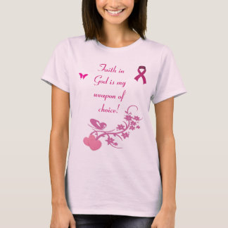 Shirt: Breast Cancer Awareness Shirt. T-Shirt
