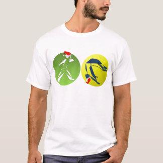 shirt capoeira christmas santa martial arts axe