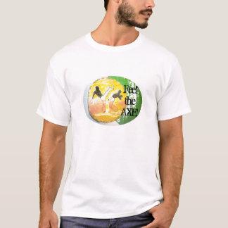 Shirt capoeira feel the AXE