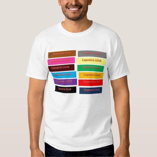 Shirt Capoeira love
