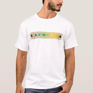 shirt capoeira martial arts axe ginga brazil