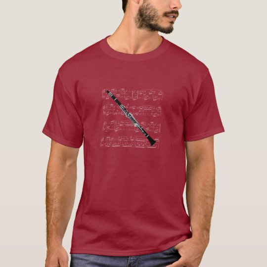 Shirt (dark) - Clarinet - Pick your color