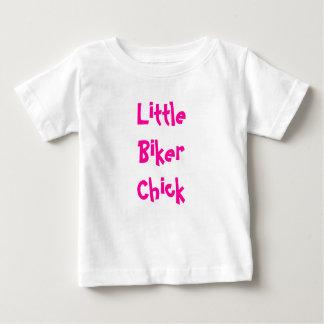 ¡Shirt~ de pequeño Chick~Children del motorista Playera De Bebé