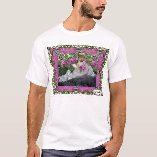 Shirt de princesa Design Kids' de piedra Playera