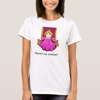 Shirt de princesa Polly Women's Playera