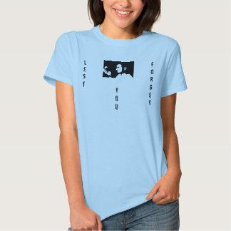 Shirt de señora con el logotipo del perfil poleras
