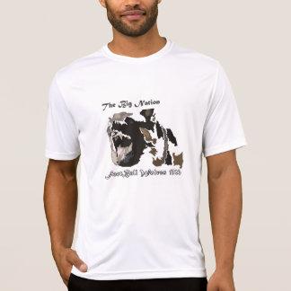 "Shirt Esportiva ""FootBall Wolves """