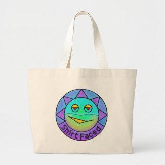 Shirt Faced Bag