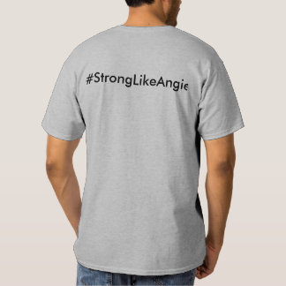 Shirt for Angie's fight